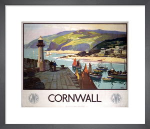 Cornwall - GWR by National Railway Museum