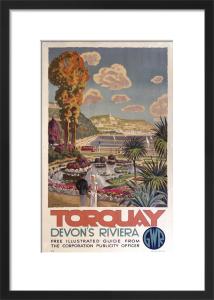 Torquay - Devon's Riviera by National Railway Museum