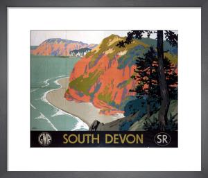 South Devon - GWR by National Railway Museum