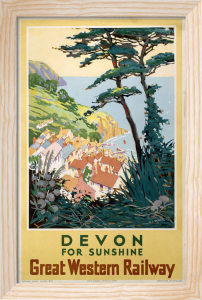 Devon for Sunshine - GWR by National Railway Museum
