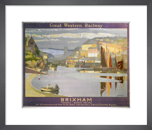 Brixham by National Railway Museum