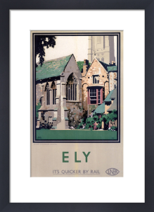 Ely - Cathedral by National Railway Museum