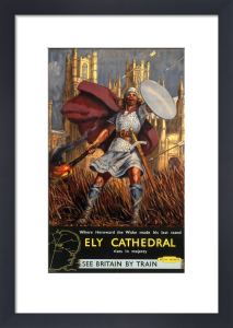 Ely Cathedral - Hereward the Wake by National Railway Museum