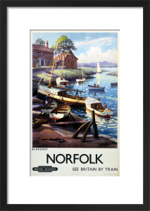 Norfolk - Blakeney by National Railway Museum