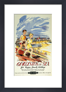 Gorleston on Sea by National Railway Museum