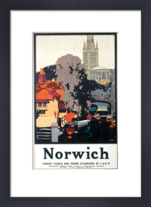 Norwich by National Railway Museum
