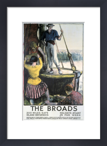 The Broads by National Railway Museum