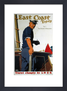 East Coast Types - Broads Wherryman by National Railway Museum
