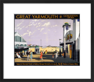 Great Yarmouth and Gorleston-on-Sea I by National Railway Museum
