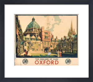 This England of Ours - Oxford by National Railway Museum