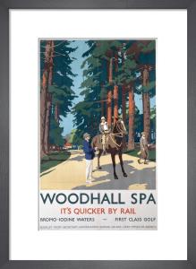 Woodhall Spa - Woodland by National Railway Museum