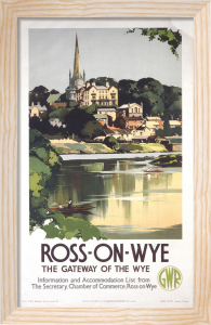 Ross-on-Wye - Gateway of the Wye by National Railway Museum