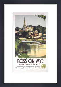 Ross-on-Wye - Gateway of the Wye by National Railway Museum