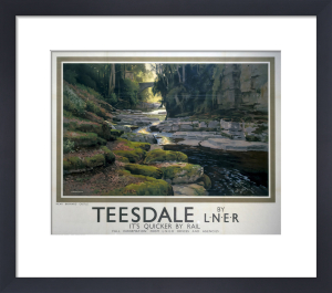 Teesdale - near Barnard Castle II by National Railway Museum