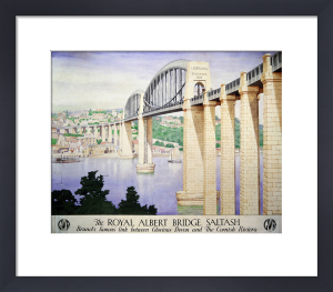 Royal Albert Bridge, Saltash by National Railway Museum