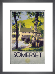 Somerset - Village II by National Railway Museum