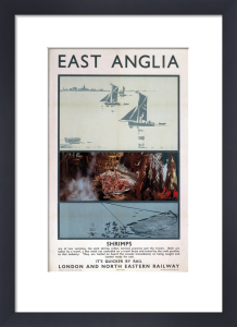 East Anglia - Shrimps by National Railway Museum