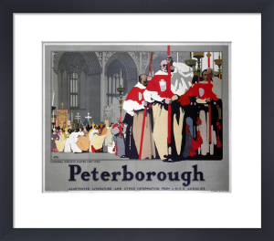 Peterborough - Cathedral Procession by National Railway Museum