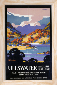 Ullswater - English Lake-Land by National Railway Museum