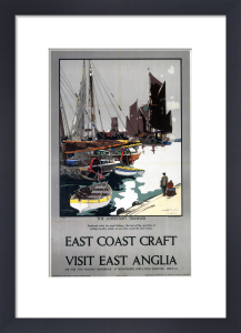 East Coast Craft - Lowestoft Trawler by National Railway Museum