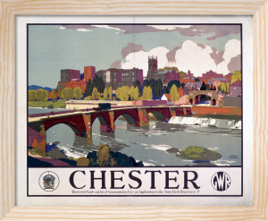 Chester - Bridge by National Railway Museum