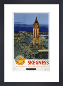Skegness - Clock Tower by National Railway Museum