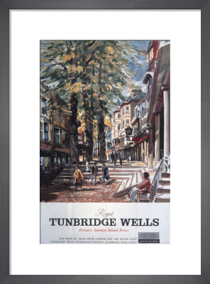 Royal Tunbridge Wells - Pantiles by National Railway Museum