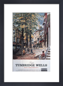 Royal Tunbridge Wells - Pantiles by National Railway Museum