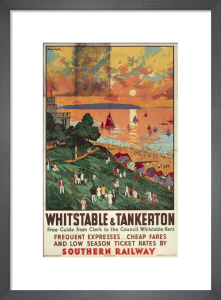 Whitstable and Tankerton by National Railway Museum