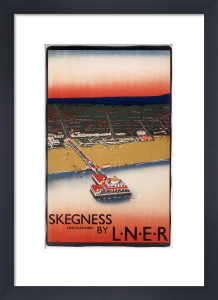 Skegness - Pier by National Railway Museum
