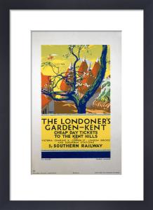 Kent - The Londoner's Garden by National Railway Museum