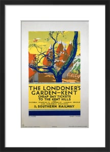 Kent - The Londoner's Garden by National Railway Museum
