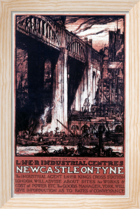 Industrial Centres - Newcastle on Tyne by National Railway Museum