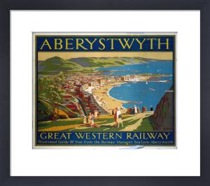Aberystwyth - GWR by National Railway Museum