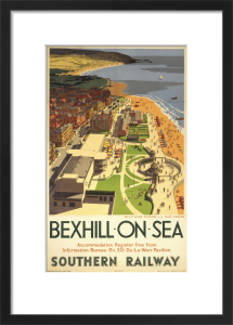 Bexhill-on-Sea - From the Air by National Railway Museum