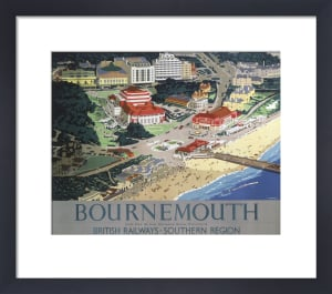 Bournemouth - From the Air by National Railway Museum