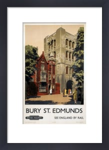 Bury St Edmunds by National Railway Museum