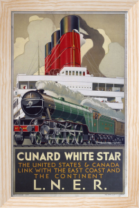 Cunard White Star - LNER by National Railway Museum
