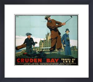 Cruden Bay - Golf by National Railway Museum