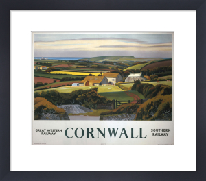 Cornwall - Landscape by National Railway Museum