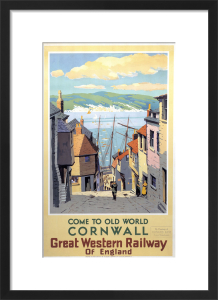 Come to Old World Cornwall by National Railway Museum