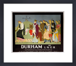 Durham - Procession by National Railway Museum