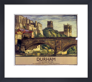 Durham - Bridge by National Railway Museum