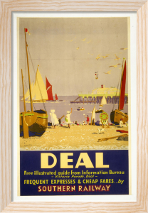 Deal - Beach by National Railway Museum