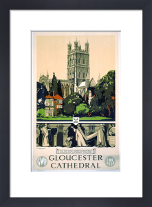 Gloucester Cathedral by National Railway Museum