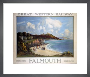 Falmouth - GWR by National Railway Museum