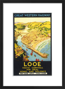 Looe - South Cornwall by National Railway Museum