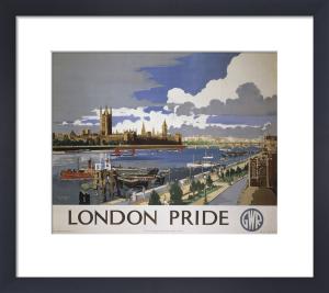 London Pride - Westminster by National Railway Museum
