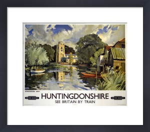 Huntingdonshire - Hemingford Grey by National Railway Museum