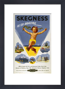 Skegness is So Bracing III by National Railway Museum